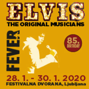 ELVIS FEVER - THE ORIGINAL MUSICIANS @ Oeticket.com