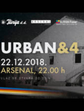 Urban & 4 u Arsenalu