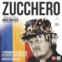 ZUCCHERO - Black Cat World Tour 2016 - Bilete ©