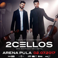 2CELLOS - Ulaznice ©