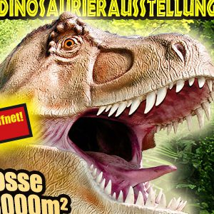 World of Dinosaurs @ Oeticket.com