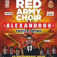 Corul Alexandrov - Red Army Choir - Bilete ©