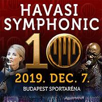 HAVASI Symphonic Aréna Show 2019 - Jegyek havasi2019©