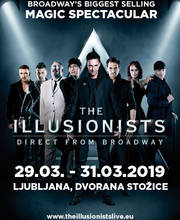 THE ILLUSIONISTS