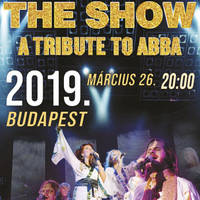 THE SHOW: A TRIBUTE TO ABBA - Jegyek Abba_the_Tribute_300x300©