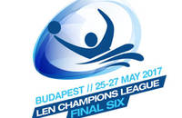 LEN CHAMPIONS LEAGUE - FINAL SIX - Jegyek Final_Six_2017©