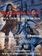 HEADBANGER'S HOLIDAY festival