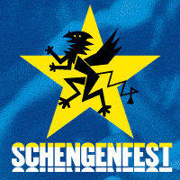 Schengenfest '12 - Tickets ©