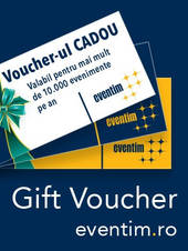 GIFT VOUCHER EVENTIM.RO