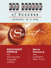 THE SECRET OF SUCCESS - SKRIVNOST USPEHA