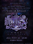 Sons Of Apollo koncert