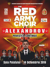 Corul Alexandrov - Red Army Choir