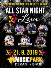 ALL STAR NIGHT - Live