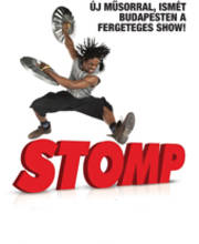 STOMP - Tickets