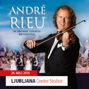 ANDRE RIEU & HIS JOHANN STRAUSS ORCHESTRA @ Oeticket.com