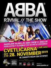 ABBA REVIVAL - THE TRIBUTE TO ABBA /VB