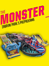 Zabavni park s preprekama • The Monster