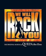 We Will Rock You - Tickets