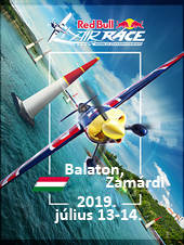 Red Bull Air Race Balaton/Zamárdi 2019