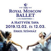 The Royal Moscow Ballet - A hattyúk tava - Jegyek hattyúktava2019©