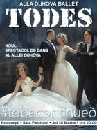 TODES BALLET - #tobecontinued