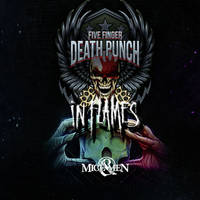 Five Finger Death Punch / In Flames - Ulaznice ©