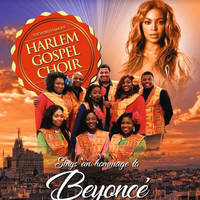 Harlem Gospel Choir koncert - Tickets HarlemGospel©