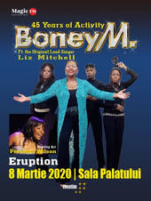 Boney M feat Liz Mitchell