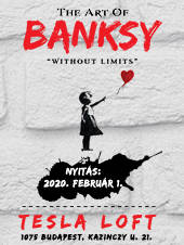 The Art of Banksy:Without Limits