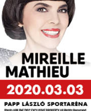 Mireille Mathieu koncert - Tickets