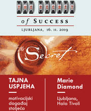 THE SECRET OF SUCCESS - SKRIVNOST USPEHA - Vstopnice - ©