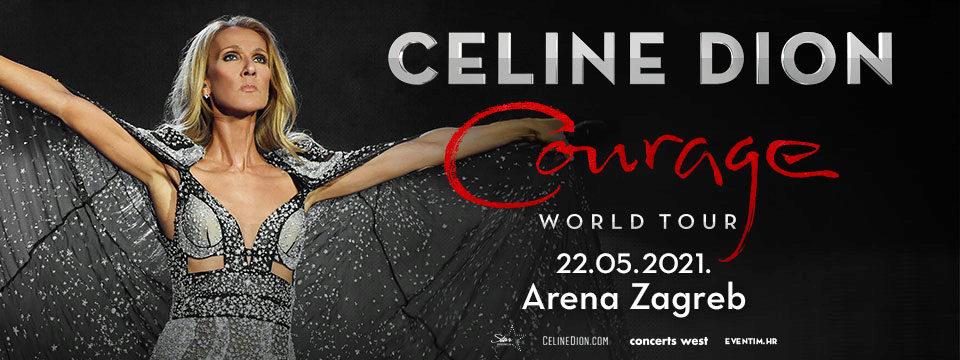 Kupi Ulaznice Celine Dion Zagreb Arena Zagreb