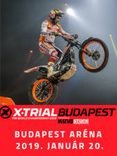 X-TRIAL BUDAPEST by KING STONE Chemicals