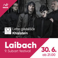 Laibach - Tickets ©