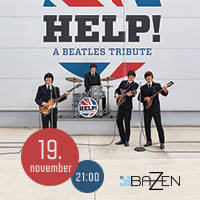 Help! A Beatles Tribute Band - Vstopnice ©