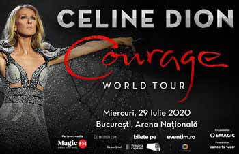 Celine Dion Courage World Tour