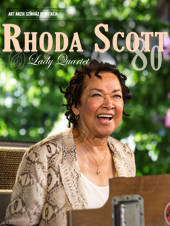 Rhoda Scott 80. & Lady Quartet koncert