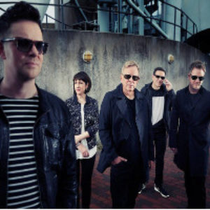 New Order @ Oeticket.com