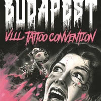 VIII. Budapest Tattoo Convention - Ulaznice ©tattoo_event2018